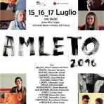 15-16-17 Luglio 2016 - Amleto