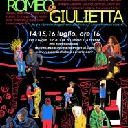 Romeo e Giulietta 14-15-16 Luglio 2018